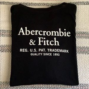 Abercrombie and Fitch Long Sleeve T-Shirt